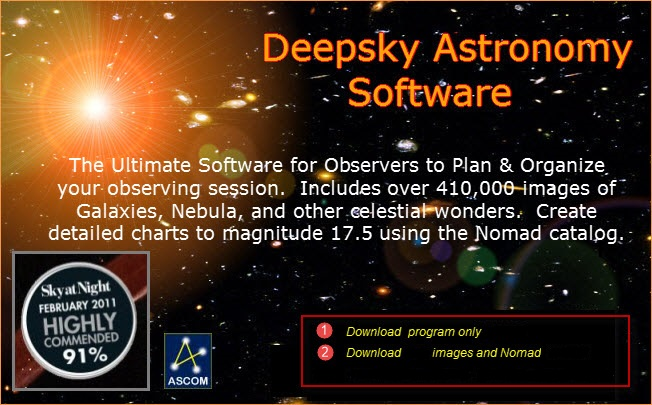 Astronomy Softwares